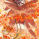 Fall Fairy by enelyawolfwood