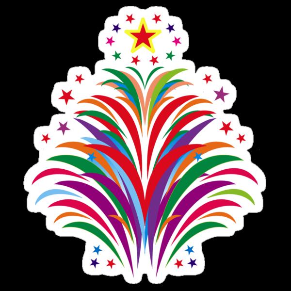 Fireworks Happy Occation  by AravindTeki