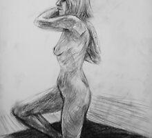 On one knee by Anastasia Zabrodina