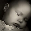 ...hush little darling - do not cry and I will sing you a lullaby... by Geoffrey Dunn
