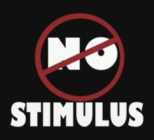 NO STIMULUS by Paul Quixote Alleyne