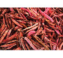 Beans Photographic Print
