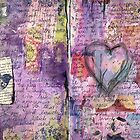 Art Journal by Clare Reid