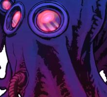 Squidmask, (Blueish/purple) Sticker