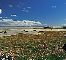 North Uist: Traigh Bhalaig by Kasia-D