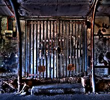 Locked Out or Locked In - Cockatoo Island - The HDR Experience by Philip Johnson