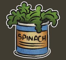 Spinach by panaromic