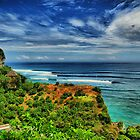 Uluwatu HDR by Simon Muirhead