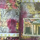 Art Journal - decay by Clare Reid