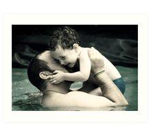 Fatherhood Art Print