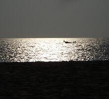 Longboat Sunset by Rena77uk