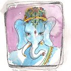 Babar Ganesh by Tama Blough