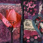 Art Journal - trust by Clare Reid
