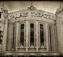 Palais Theatre by Angie Muccillo