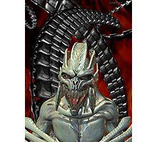 Alien Nightmares Photographic Print
