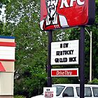 Kentucky Grilled Hick?? by Tracy DeVore