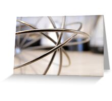 Whisk me off my feet Greeting Card