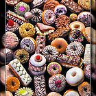 Holy Donuts, Batman!@#$%^& by Rick Wollschleger