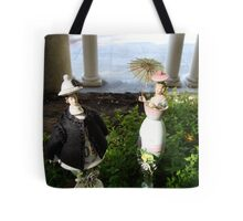 Hamlet and Ophelia Tote Bag