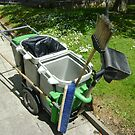 street-sweeping equipment by armadillozenith