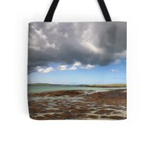 Berneray: Reflective Clouds Tote Bag