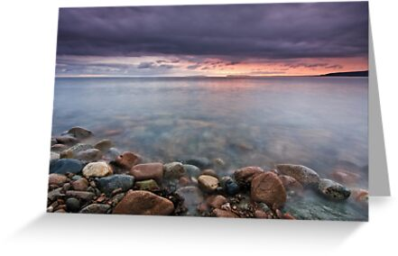 Sunrise St Anns Bay Nova Scotia by EvaMcDermott