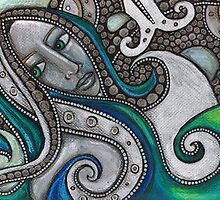 Melusine II by Lynnette Shelley