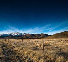 Fence Line by Kana Photography