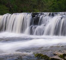 Aysgarth Falls No1 by Darrell Kelsey