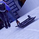 World Cup Skeleton Racer 2012 World Champion Katie Uhlaender by Judson Joyce