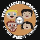 Fear & Laugh in Mongolia big black by FearAndLaugh