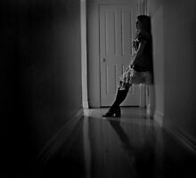 Girl in the Hall by Elizarose