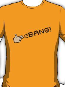 Pointer: Bang (Skin Coloured) T-Shirt