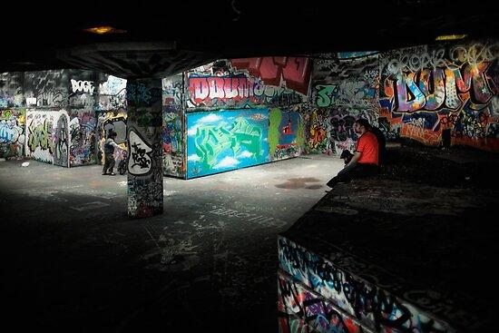 urban grits by meanderthal