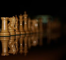 Chess  by Steven Blewett
