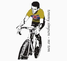 Le Tour: Tommy Simpson by citycycling
