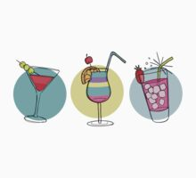 Cocktail hour! by sallyally