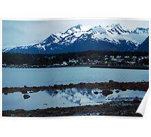 Twilight ~ Haines Alaska Poster