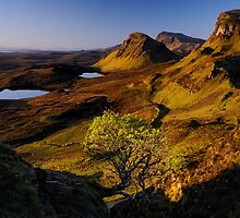 Quiraing, Isle of Skye by Thomas Peter