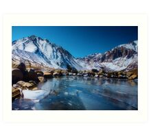 Convict Lake, Revisited Art Print