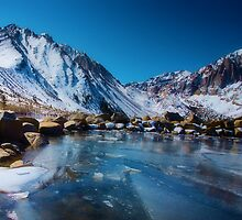 Convict Lake, Revisited by Susan Gary