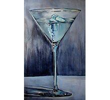 Blue Spirit (True Stinger) Photographic Print