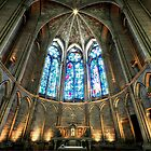 Reims Cathedral by Victor Pugatschew