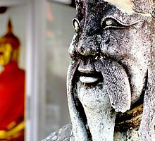 Confucius by Geoff Judd