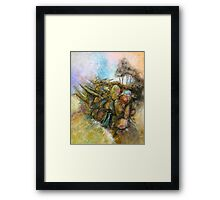 ORPHEUS AND EURYDICE Framed Print