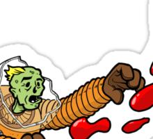 Astrozombie II: More Brains Sticker