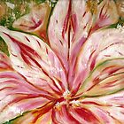 Asian Lily by Pamela Plante