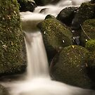 Smooth water by David Burren