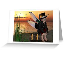 Bumble the Brownie Greeting Card