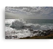 Kiama Ocean Swimming Pool Canvas Print